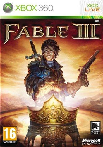 Microsoft Fable III (Xbox 360) [PEGI]