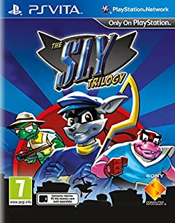 Sly Trilogy (B00IP5SW7U) | Amazon price tracker / tracking, Amazon price history charts, Amazon price watches, Amazon price drop alerts
