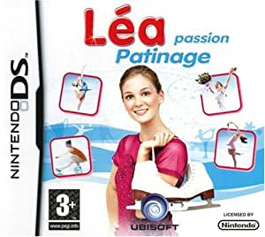 Léa passion patinage