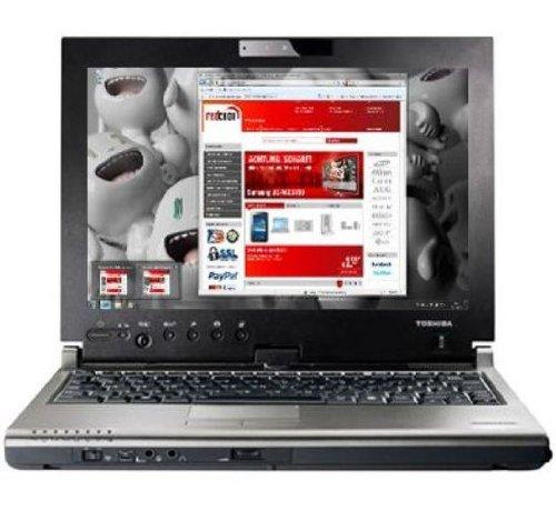 Toshiba Portégé M780-10G Notebook 12.1'' LCD con retroilluminazione LED (Core i5-520M, 4 GB RAM, 320 GB HD, 3G, Windows 7 Professional 32 bit)