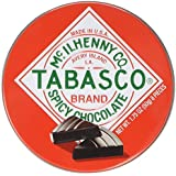 Mc Ilhenny Co Tabasco Brand Spicy Chocolate in collectable tin
