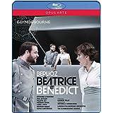Berlioz : Béatrice et Bénédict (Glyndebourne). D'Oustrac, Appleby, Sly, Karthaüser, Lhote, Manacorda, Pelly.