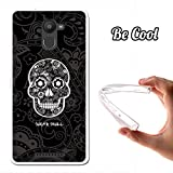 Becool - Funda Gel Flexible para Bq Aquaris U Plus, Carcasa TPU...