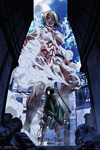 GB eye LTD, Attack On Titan, Part 2 Art, Maxi Poster, 61 x 91,5 cm