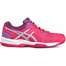 Asics Tennis Shoes Gel-Padel Pro 3 Sg Diva Pink / Orchid / Silver 39m