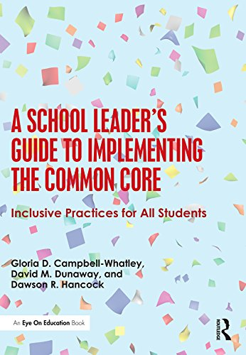 A School Leader's Guide to Implementing the Common