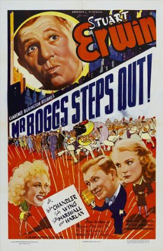 Mr. Boggs Steps Out Plakat Movie Poster (27 x 40 Inches - 69cm x 102cm) (1938)