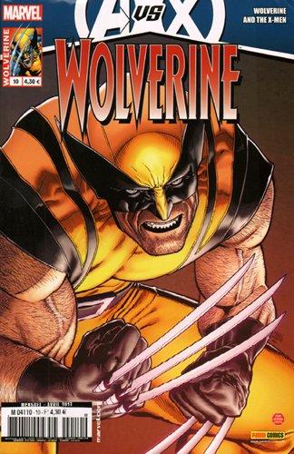 Wolverine, Tome 10 : Avengers Vs X-Men