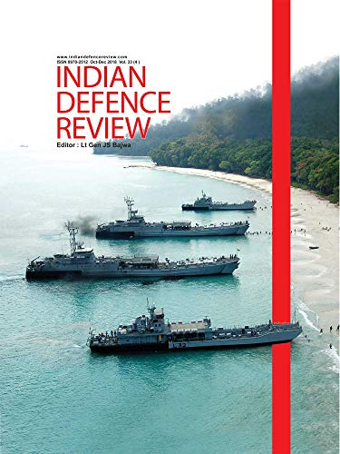 Indian Defence Review Vol 33.4 (Oct-Dec 2018) (English Edition)