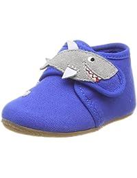 Living Kitzbühel Baby Jungen Babyklett. Bärpirat & Haifisch Lauflernschuhe