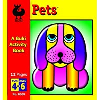 Buki Dot-to-Dot Activity Book (+250 per page) - 24 Pictures by Buki Ltd