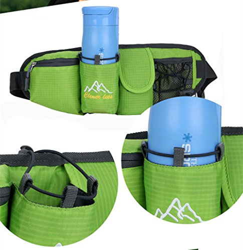 5 All Sling-Rucksack Sling Bag Chest Pack Taschen HANDY Tasche Outdoor Sports Camouflage Trekkingrucksack als Radfahr Jogging-Rucksack Kettle Paket Schwarz B