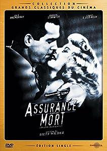 """Afficher """"Assurance sur la mort"""""""