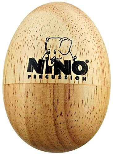Nino Percussion NINO562 Holz-Eggshaker Small