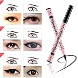 Fashion Liquid Wasserdichte Eyeliner Gel Make Up Eye Liner Schatten Gel Schwarz Kosmetik 2 Typen zur Wahl - 3