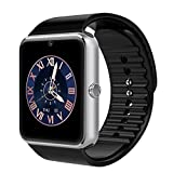 OUMAX® Bluetooth Smart Watch S6 For Samsung Galaxy Note 2,Note3, Samsung Galaxy S3,S4,S5 S6, Color Black(For Android User only)