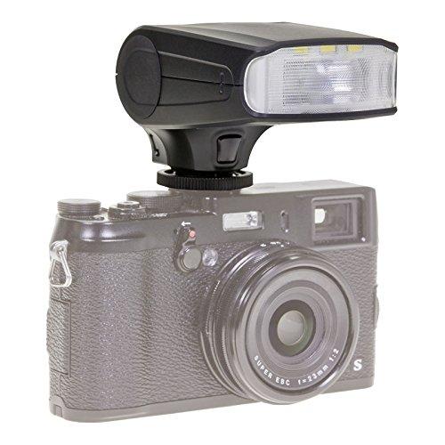 Dörr DAF-320 E-TTL-Aufsteckblitz (Blitzgerät, Kompaktblitz, Systemblitz) für Canon-Kameras - Leitzahl 32 - mit Wireless-E-TTL-Funktion