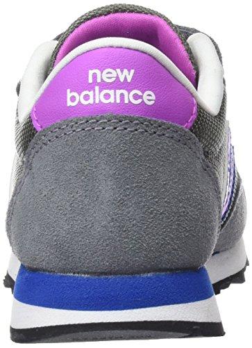 New Balance Mädchen, Funktionsschuh, Kv501 Lifestyle Grau (Grey)