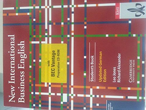 Download New International Business English, Student's Book (deutsche Ausgabe)