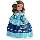 Nadal 746717 - Figura decorativa menina posando