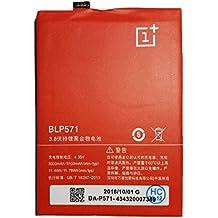 Bateria ONEPLUS 1 ONE, 3000 mAh voltaje 4.35v High quality BLP571