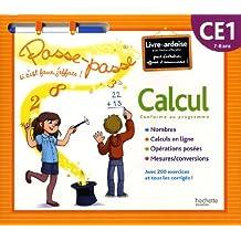 Calcul CE1