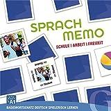 Sprachmemo Deutsch / Sprachmemo Deutsch, Schule, Arbeit, Freizeit: Sprachspiel