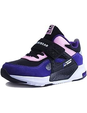Unisex-Niños Zapatillas de Correr Zapatos para Correr Niños Niñas Zapatilla de Deporte de Moda