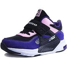 Zapatillas De Correr para Chico Zapatos De Deporte Niño y Niña Calzado Infantil Transpirable,Niños