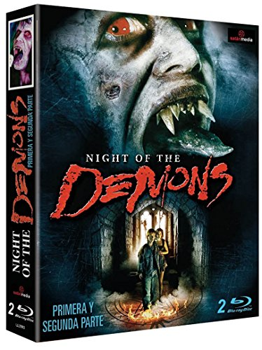 Pack Night of the Demons - Parte 1 y 2 (Night of the Demons) [Edizione: Spagna]