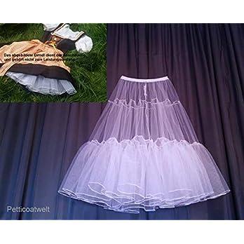 Petticoat für Dirndl, Dirndlunterrock, Farbwahl, handmade