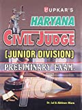 Haryana Civil Judge (Junior Division) Preliminary Examination