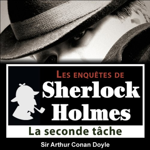 La seconde tâche (Les enquêtes de Sherlock Holmes 42)