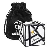 Cubikon Original Mefferts Ghost Cube - Zauberwürfel (Shape-Shift) - inkl Bag