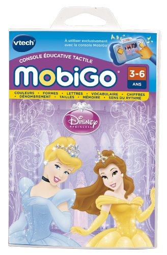 Vtech-251105-Lernspiel ELECTRONIQUE-Spiel Mobigo-Disney Princess