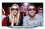 Samsung UE46ES8090116cm (46inch) Full HD LED TV–Energy efficiency class A 800Hz–3D–Smart TV