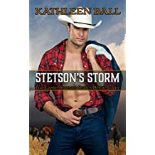 Stetson's Storm (Lasso Springs Book 3) (English Edition)
