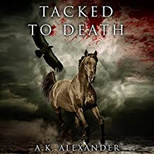 Tacked to Death: The Michaela Bancroft Suspense Series, Book 3