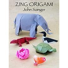 Zing Origami (English Edition)