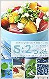 Erfolgreich abnehmen ohne Sport - 5 : 2 Diät - Vegetarisch lecker (Diätfrei abnehmen 6) (German Edition)