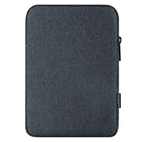MoKo 7-8 Zoll Hülle für E-Book Reader/Tablet, Sleeve Schutzhülle aus Polyester Tablet Tasche für iPad Mini 5 2019, iPad Mini 1/2/3/4, Galaxy Tab S2 8.0,Tab A 8.0,ZenPad Z8s 7.9, Space Grau