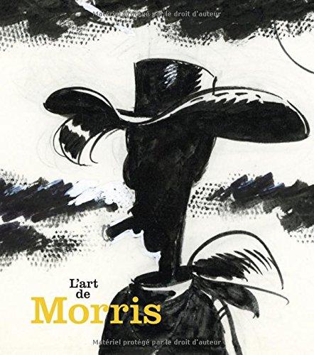 L'Art de Morris - tome 0 - Art de Morris (L')