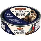 Liberon BBPWN500 500ml Wax Polish Bison Neutral - Black