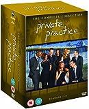 Private Practice Season 1-6 [Import anglais]