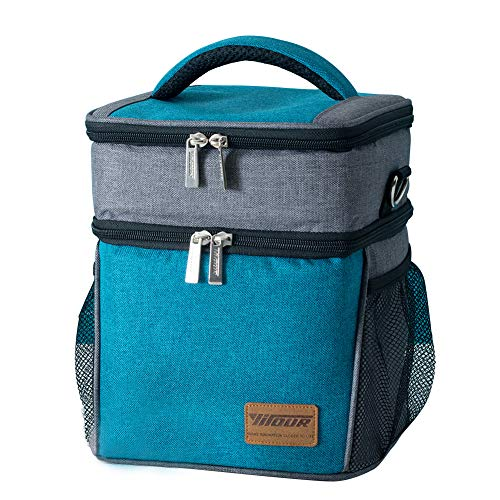 Lunch box borsa multifunzione, tempo borsa frigo conservare latte medicina e cibi outdoor lavoro o da viaggio
