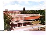 AK Wiesbaden; Rhein-Main-Halle; Bus, Oldtimer; ungelaufen