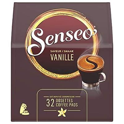 Senseo coffee Pads | Vanille | 222gr/7.8oz 32 pods