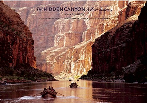 The Hidden Canyon: A River Journey by Edward Abbey (2015-04-30)