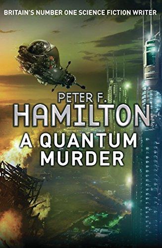 A Quantum Murder (Greg Mandel Book 2) (English Edition)
