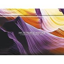 L'agenda-calendrier Incroyable Nature 2017